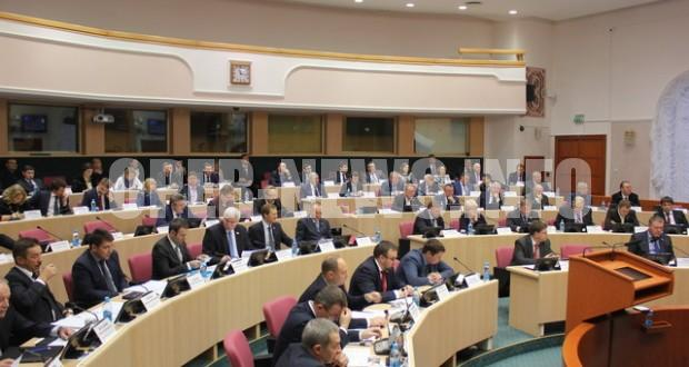 Главный финансовый документ Самарской области на три года принят в СГД