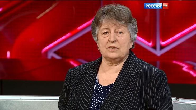 Марина Курбатова стояние