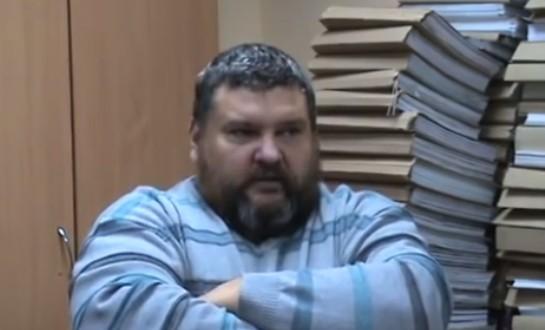 Дмитрий Бегун
