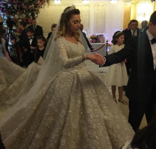 свадьба сына михаила гуцериева