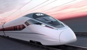скоростная железная дорога
