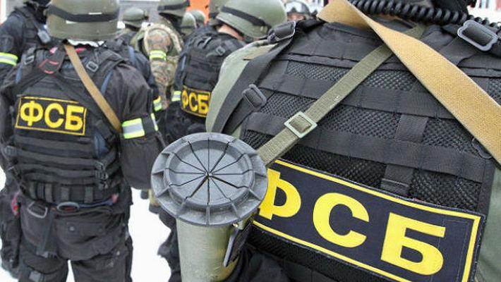 Спецназ ФСБ