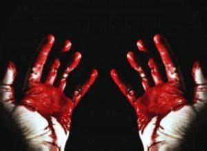 Убийство кровь