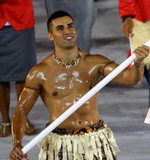 Знаменосец Тонга